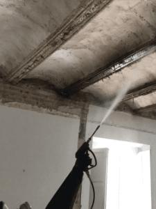 tratamiento de termitas fumigacion